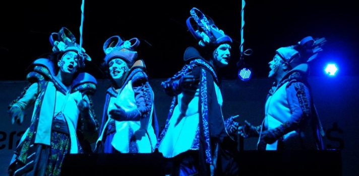 La gran muñeca - Carnaval 2016