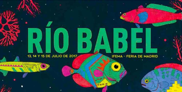 El Festival Río Babel llega a inundar Madrid con la mejor música iberoamericana.