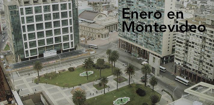 Cartelera de eventos: qué hacer en Montevideo durante el mes de enero