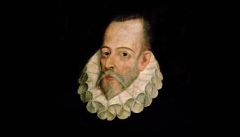 Cervantes, dramaturgo.
