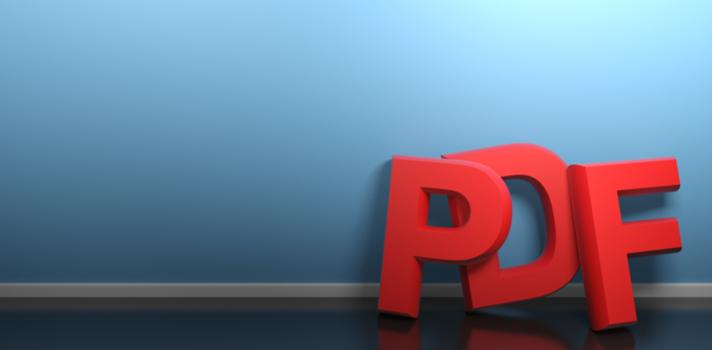 Ter uma ferramenta que permita agilizar a utilização de PDFs é fundamental