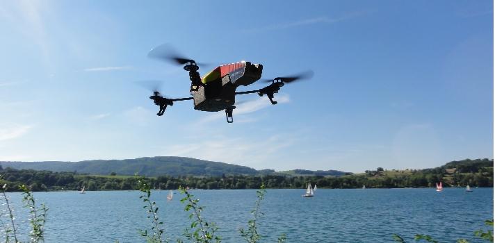 Los drones son las nuevas aeronaves del futuro
