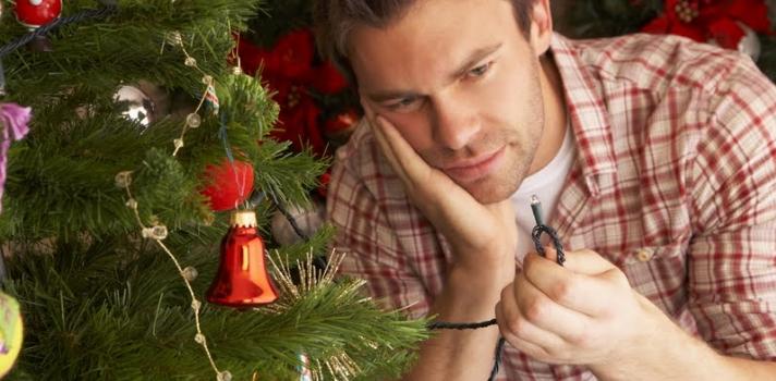 Depresión navideña: cómo combatirla.