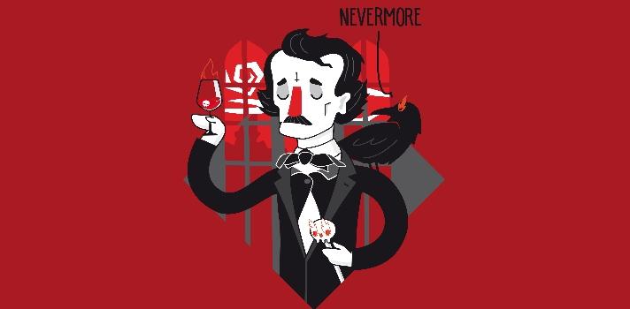 ¿Quieres escribir como Edgar Allan Poe? Sigue sus consejos.