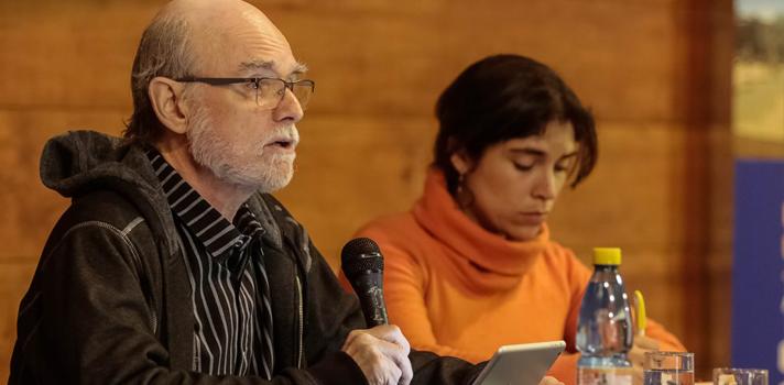 """Malcolm Coad: """"Raúl Ruiz es un referente único, un tesoro nacional"""""""