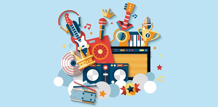 30 cursos online gratuitos de música que dan la nota