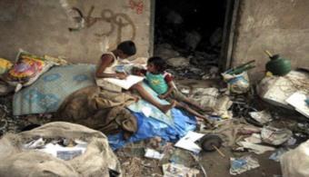 La pobreza afecta el rendimiento académico de los niños