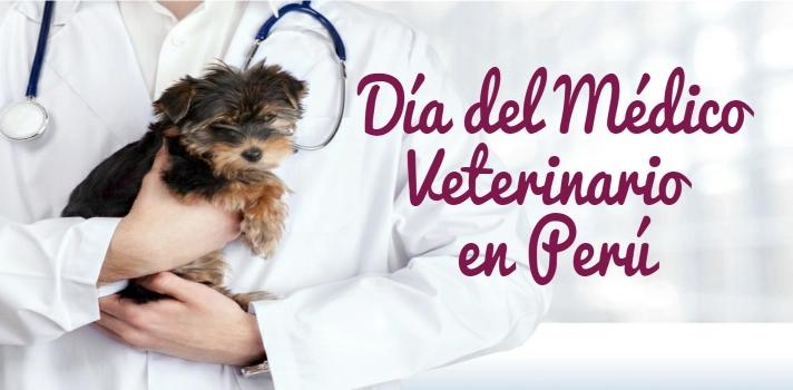 Día del veterinario en Perú
