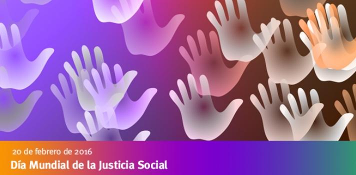 Día Mundial de la Justicia Social: por un mundo igualitario