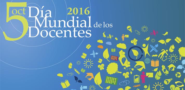 """<p>El <strong>Día Mundial de los Docentes se celebra cada 5 de octubre</strong> desde hace 50 años por iniciativa de la Organización de las Naciones Unidas para la Educación, la Ciencia y la Cultura (UNESCO) y la Organización Internacional del Trabajo (OIT). En este marco, te invitamos a conocer el <a href=https://noticias.universia.net.co/educacion/noticia/2016/04/18/1138362/7-caracteristicas-diferencian-buen-docente.html title=7 características que diferencian a un buen docente target=_blank>perfil del docente</a><strong>colombiano</strong> de acuerdo a la cantidad de hombres y mujeres que se desempeñan en este rubro.<br/><br/><br/><br/><strong>Lee también</strong></p><p>><a href=https://noticias.universia.net.co/educacion/noticia/2016/04/13/1138230/cuales-desafios-docente-hoy.html title=Cuáles son los desafíos del docente de hoy target=_blank>Cuáles son los desafíos del docente de hoy</a><br/>><a href=https://noticias.universia.net.co/educacion/noticia/2016/09/15/1143624/docentes-principiantes-6-rutinas-apertura-cierre-aplicar-aula.html target=_blank>Docentes principiantes: 6 rutinas de apertura y cierre para aplicar en el aula<br/></a>><a href=https://noticias.universia.net.co/educacion/noticia/2016/09/08/1143409/dia-internacional-alfabetizacion-datos-unesco-reflejan-avances-colombia.html target=_blank>Día Internacional de la Alfabetización: datos de la UNESCO reflejan los avances de Colombia<br/></a>><a href=https://noticias.universia.net.co/cultura/noticia/2016/08/23/1142965/mineducacion-lanzo-aplicacion-ofrece-500-libros-gratuitos-descargar.html target=_blank>Mineducación lanzó aplicación que ofrece más de 500 libros gratuitos para descargar</a></p><p><a href=https://noticias.universia.net.co/cultura/noticia/2016/08/23/1142965/mineducacion-lanzo-aplicacion-ofrece-500-libros-gratuitos-descargar.html target=_blank><br/><br/></a></p><p><strong>La educación en el mundo </strong></p><p>El lema de este año es <strong>""""Valoremos al docente, mejoremos su situación pr"""