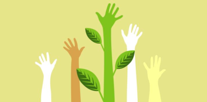 Más manos comprometidas con el cambio contribuyen a que este sea más rápido y permanente