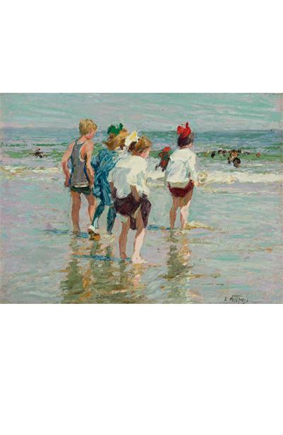 edward-henry-potthast-dia-de-verao-em-brighton-beach