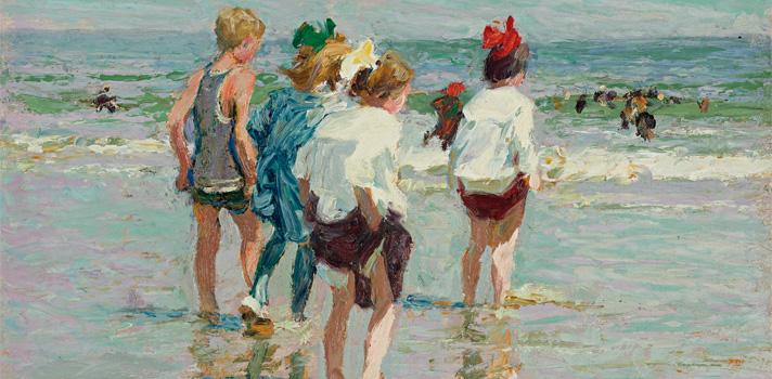 Arte do Dia: Dia de Verão de Henry Potthast