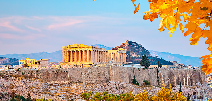 El Acrópolis, Atenas