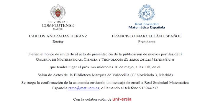 Universia colabora con El Árbol de las Matemáticas.