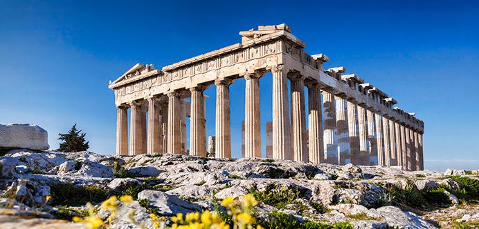 El Partenón, Atenas