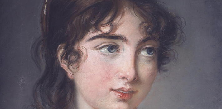 Arte do Dia: Retrato de Corisande de Gramont de Elisabeth Vigee le Brun