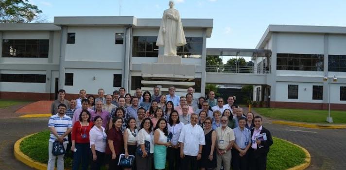 Se realiza XIII Encuentro de Universidades Jesuitas Centroamericanas