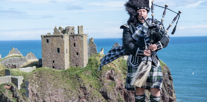 Trabajar en Escocia