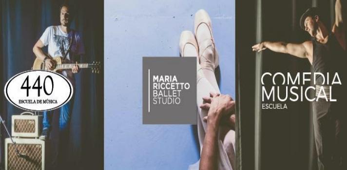 La <strong>Escuela MAD de Música, Actuación & Danza</strong> presentó nuevos cursos para este 2017. <strong>Orientada a las artes escénicas</strong>, este proyecto surge de la fusión de tres instituciones y profesionales líderes en su área. <br/><br/><br/>La escuela <strong>MRBS Ballet Studio de la bailarina Maria Noel Riccetto</strong> (ex solista del American Ballet Theatre de Nueva York), la <strong>Comedia Musical dirigida por Rodrigo Garmendia</strong> y la <strong>440 Escuela de Música, a cargo de Juan Andrés Jutgla y Juan Manuel Martínez</strong>se unieron para crear MAD, una Escuela con una propuesta única para quienes deseen formarse en actuación, danza y canto. <br/><br/><p><strong><br/>Lee también</strong><br/><a href=https://noticias.universia.edu.uy/consejos-profesionales/noticia/2015/03/17/1121622/9-razones-aprender-musica-hara-exitoso.html title=9 razones por las que aprender música te hará más exitoso>» <strong>9 razones por las que aprender música te hará más exitoso</strong></a><br/><br/><br/>La Escuela MAD cuenta con <strong>un equipo de más de quince excelentes profesionales en las disciplinas de música, actuación y danza</strong>, coordinados por el actor y bailarín Rodrigo Garmendia. <strong>Ubicada en el corazón de Carrasco sobre la Avenida Arocena</strong>, las <strong>instalaciones superan los 700 m2</strong> y conforman un entorno ideal para quienes quieren aprender a cantar, bailar y actuar. <br/><br/><br/>Arte Escénico, Canto, Coro, Preparación Física, Hip Hop, Tap, Coreografía, Jazz, Salsa, Danza árabe o Puesta en escena e Integración son las propuestas a las que te puedes inscribir en la Esuela MAD. Cabe destacar que la edad no es un impedimento para comenzar a estudiar cualquiera de estas disciplinas: la Escuela recibe alumnos de todas las edades. <br/><br/><br/>Como un dato no menor destacamos que <strong>Santander firmó un acuerdo con la Escuela que beneficia directamente a los alumnos otorgando un</strong><strong>descuento de <span>