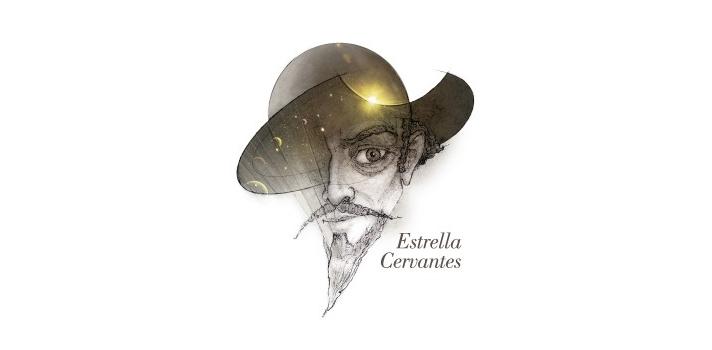 Miguel de Cervantes es una estrella en el cielo