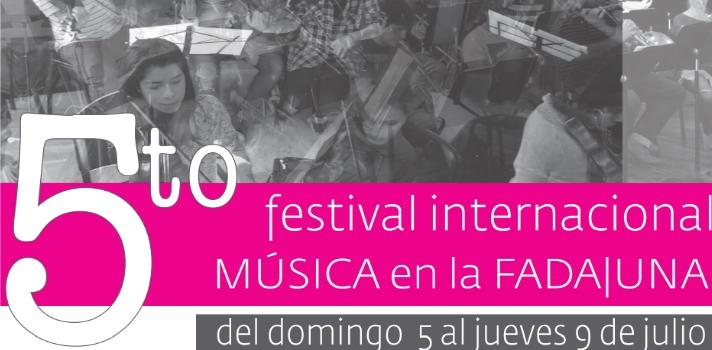 LA UNA lanza su V Festival Internacional de Música