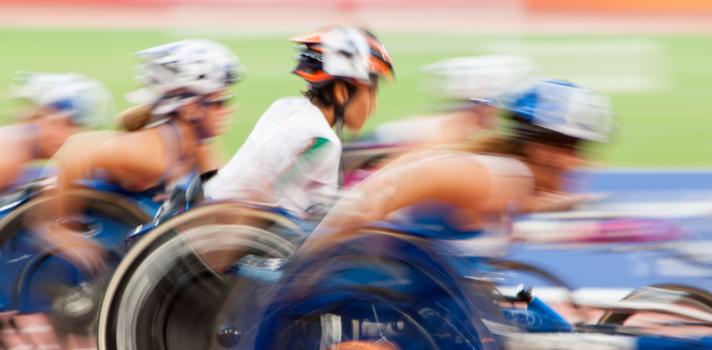El objetivo es fomentar la integración social y laboral de deportistas preuniversitarios con discapacidad