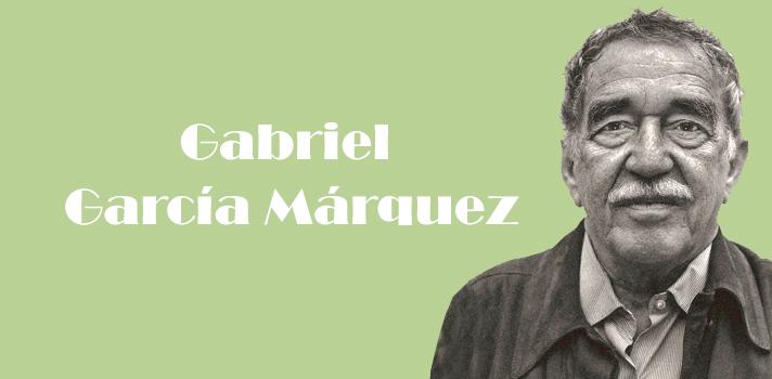 Las 3 formas en las que puede ayudarte Gabriel García Márquez