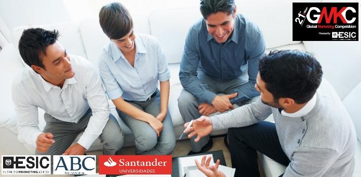 ESIC, ABC y Banco Santander presentan la 21 edición de Global Marketing Competition
