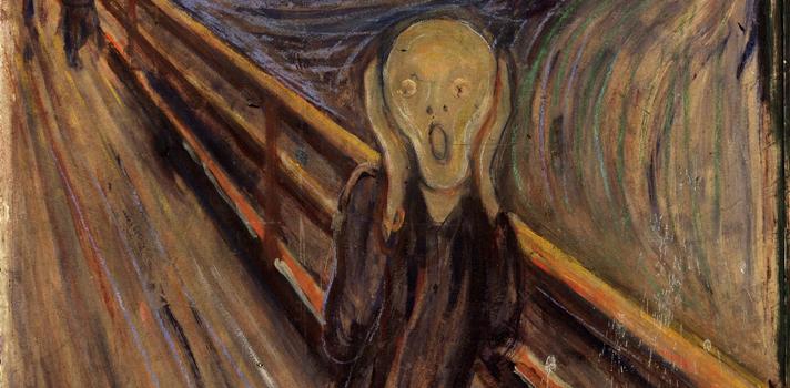 Arte do Dia: O Grito de Edvard Munch