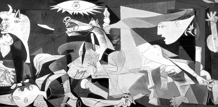 Arte Do Dia Guernica De Pablo Picasso