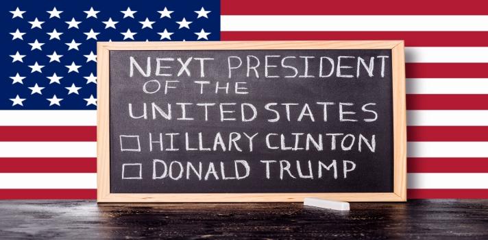 La educación: clave para las elecciones presidenciales de Estados Unidos.