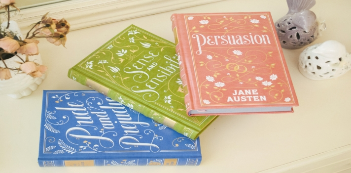 7 libros de Jane Austen que todos debemos leer