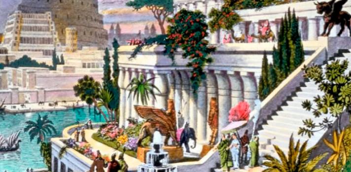 Conoce cuáles son las siete maravillas del Mundo Antiguo