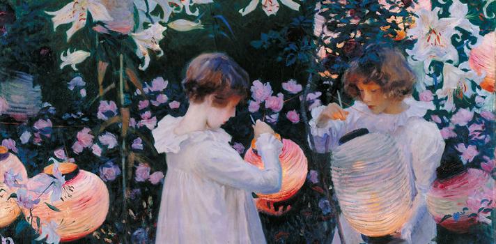 Arte do Dia: Cravo, Lírio, Lírio, Rosa de John Singer Sargent