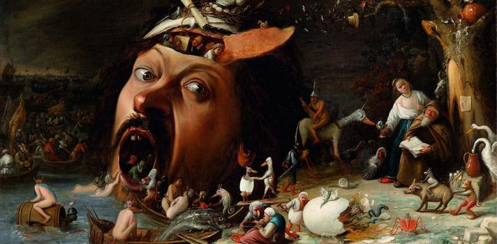 Arte do Dia: A Tentação de Santo Antônio de Joos Van Craesbeeck