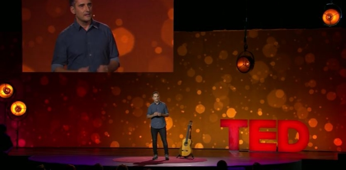 5 charlas TED de músicos que te dejarán tarareando ideas el resto del día