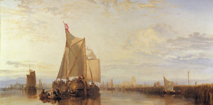 Arte do Dia: Barco Lotado de Joseph Mallord Turner