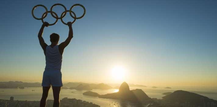 Lo que todo emprendedor debe aprender de los atletas olímpicos.