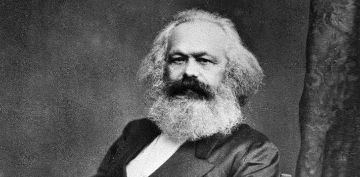 Quién fue Karl Marx y en qué consiste su obra