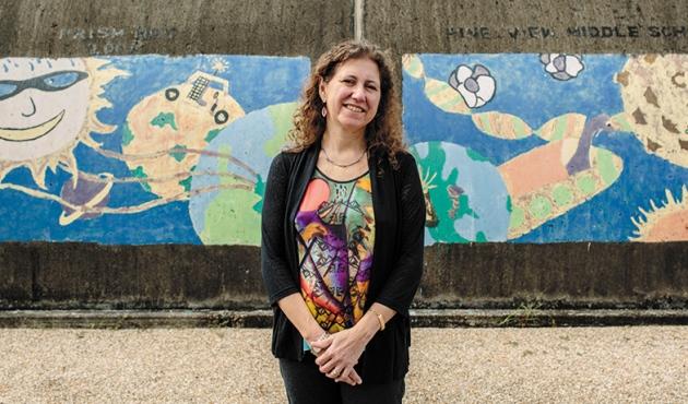 La argentina Gabriela González entre los 10 científicos del año por la revista Nature