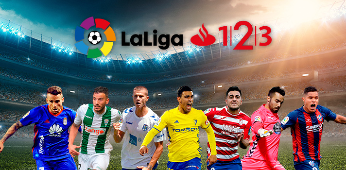 Consigue tus entradas para LaLiga 123
