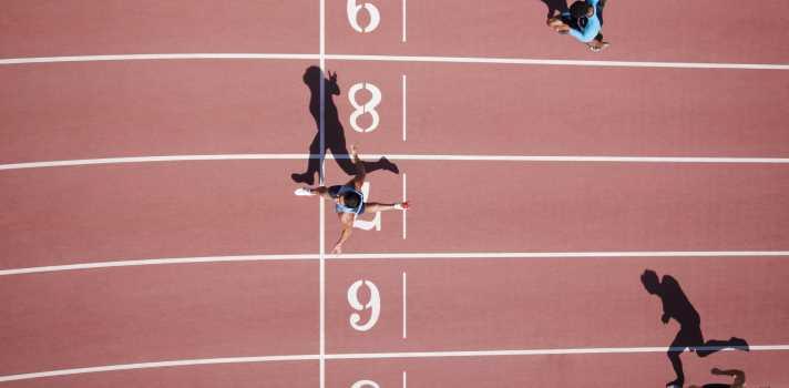 El deporte requiere sacrificio, entrenamiento y mucho apoyo económico para obtener resultados.
