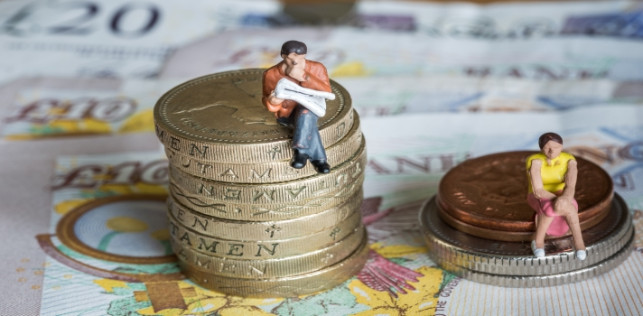 La desigualdad salarial es uno de las principales problemáticas de género actuales