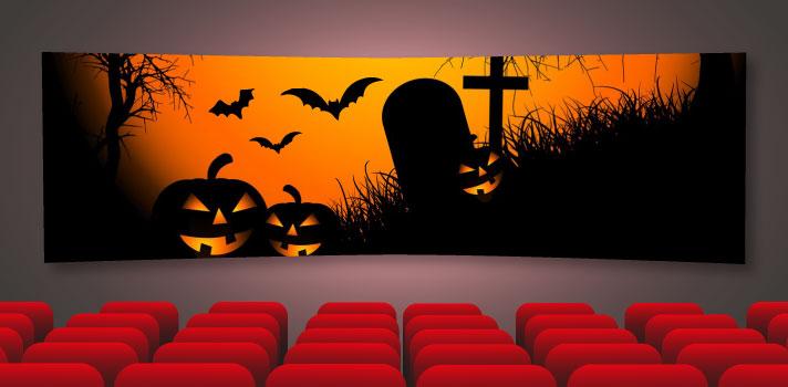 Disfruta de la Noche de Brujas con las películas más escalofriantes del cine de ficción.
