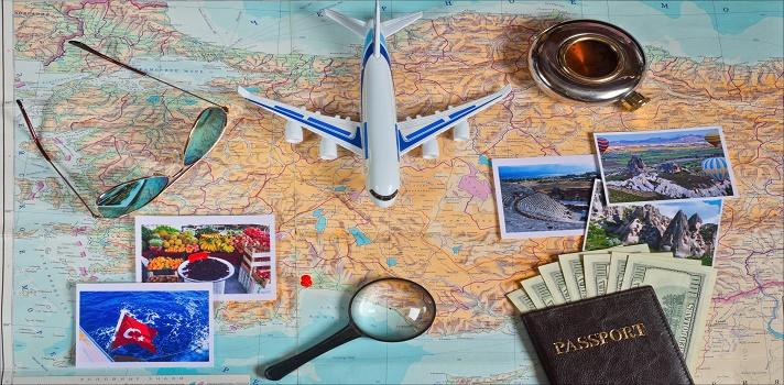 Gracias a internet diseñar un viaje es mucho más sencillo