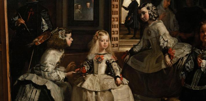 Arte do Dia: As Meninas de Diego Velázquez