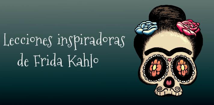 <p style=text-align: left;>Un día como hoy, pero en 1907, nacía en Coyoacán, México<strong>Magdalena Carmen Frida Kahlo Calderón</strong>, mejor conocida como Frida Kahlo, quien se convirtió en una de las figuras femeninas más importante de México por su talento artístico, su pensamiento y su manera crítica del ver al mundo. Frida es todo un<strong>ícono cultural</strong>, que sirve hasta hoy como<strong>fuente de inspiración</strong>para mujeres del todo el mundo.<br/><br/><br/> Desde pequeña, Frida demostró una importante sensibilidad hacia<strong>la expresión artística</strong>y fue así que en 1922, ingresó en la Escuela Nacional Preparatoria de la actual<a href=https://www.universia.net.mx/universidades/universidad-nacional-autonoma-mexico/in/30143 class=enlaces_med_leads_formacion target=_blank id=ESTUDIOS>Universidad Nacional Autónoma de México</a>. Por su carácter fue<strong>ganando popularidad</strong>entre las chicas de su grupo, con quien comenzó a realizar innumerables bromas en la escuela, teniendo generalmente como víctimas a sus profesores. En dicha institución fue que, más adelante, conoció a su<strong>futuro marido</strong>, el muralista mexicano<a href=https://noticias.universia.net.mx/cultura/noticia/2017/04/10/1151450/conoce-imponente-mural-diego-rivera-realizo-estadio-unam.html title=Diego Rivera target=_blank>Diego Rivera</a>.<br/><br/><br/> Su talento fue creciendo a medida que aprendía diferentes técnicas de pintura y grabado. En 1925, un<strong>terrible accidente</strong>de tranvía la dejó con<strong>lesiones permanentes</strong>. Su columna vertebral se fracturó, al igual que algunas costillas, el cuello y su pelvis, por lo que tuvo que permanecer postrada en una cama durante un largo periodo. En este tiempo, e impulsada en gran parte por el aburrimiento,<strong>comenzó a pintar</strong>. En 1926 nació el primero de sus<strong>muchos autorretratos</strong>, donde pudo expresar a través de la belleza sus más grandes temores y dolores ante la 