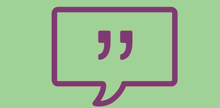 Son muchos los expertos que pueden encontrar en el uso del lenguaje más información de la evidente