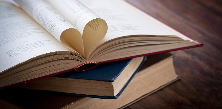 Ser adicto a los libros tiene sus beneficios.
